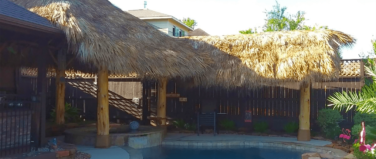 Palapa Sales Houston - Outdoor Kitchens - Decks