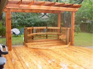 best custom deck builder Houston area texas