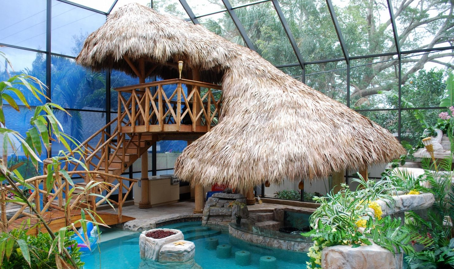 custom_tiki_hut_houston_texas