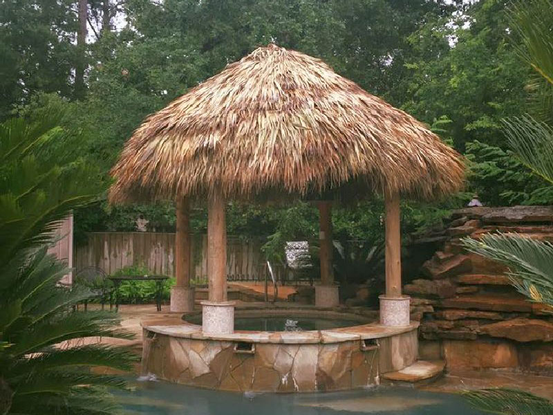 gulf coat paradise palapa by luxury palapas