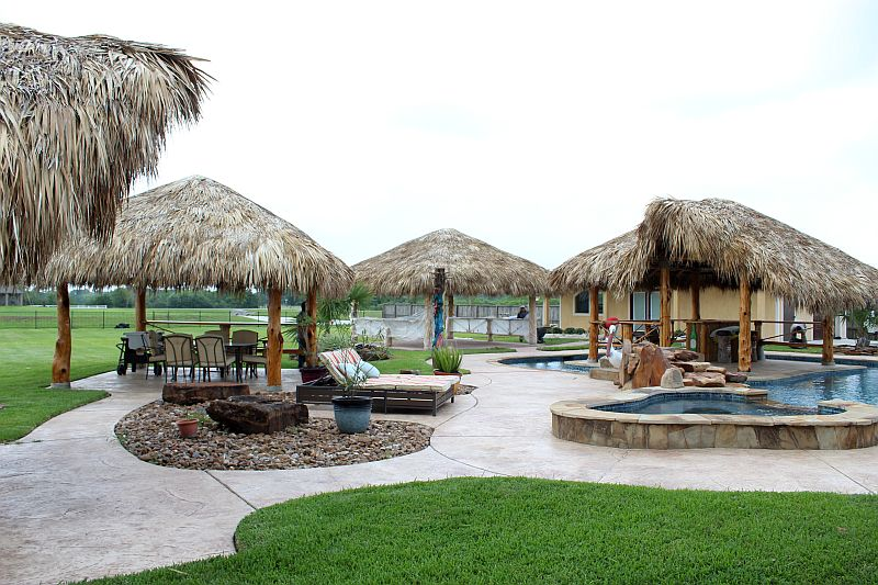 commercial palapa sales service houston