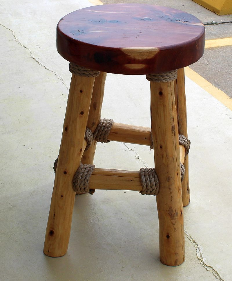 red cedar custom bar stools luxury palapas houston tx