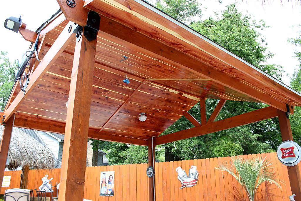western red cedar Pavilions and shade structures houston tx red cedar Pavilions houston tx