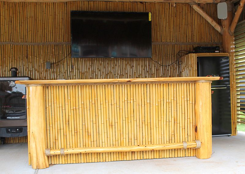 where can I find custom made outdoor bamboo bar